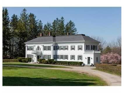 76 Farmers Row is on the market in Groton for $1.85 million.