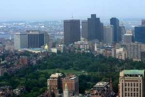 4.) Boston-Cambridge-Quincy, MA