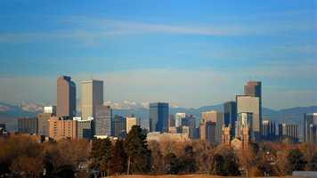 2.) Denver-Aurora,CO