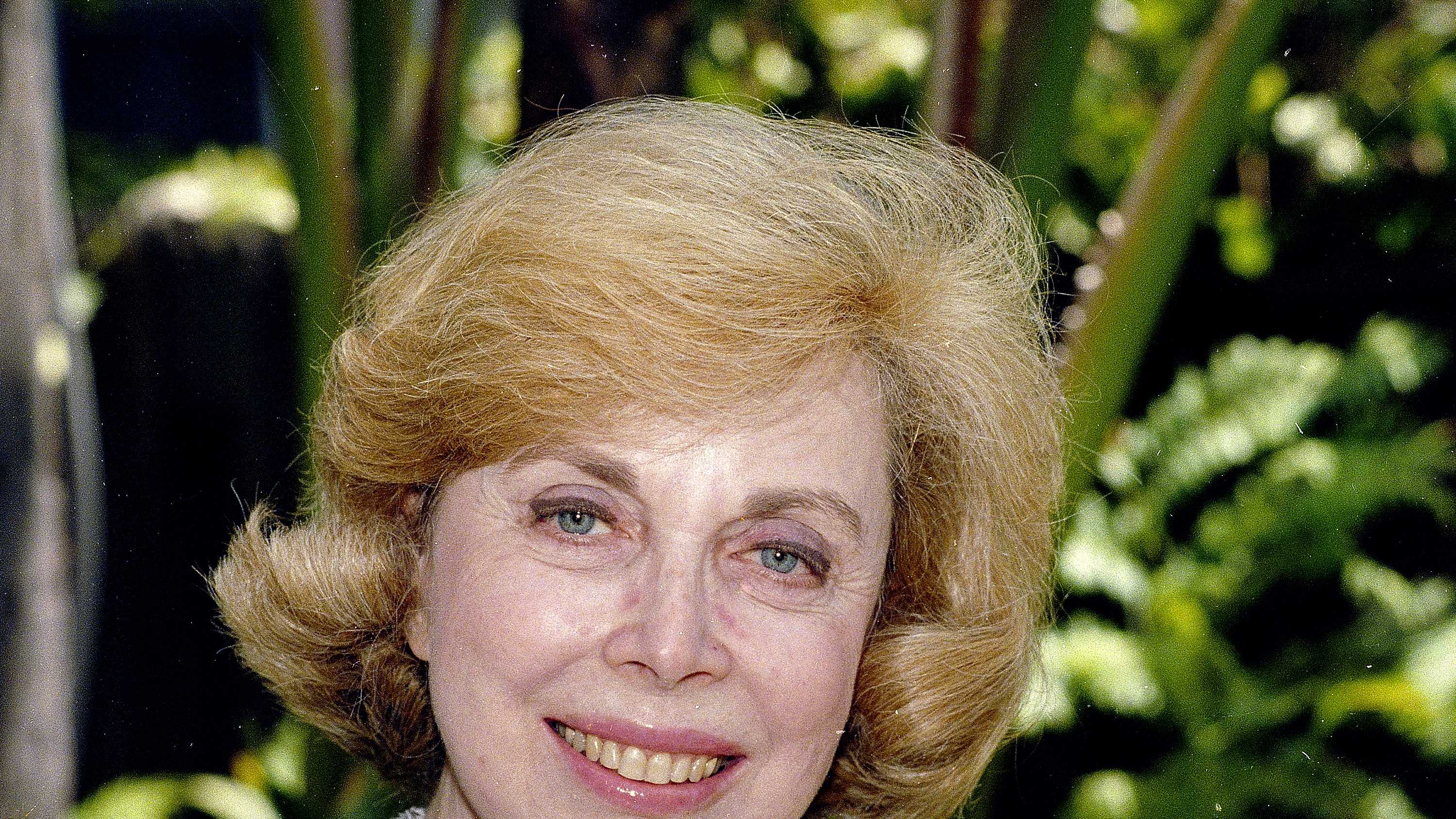 Popular psychologist, columnist, and television and film personality Joyce Brothers died in May at 85.