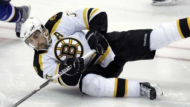 He's quickly becoming a legend for the Bruins in the 2013 NHL Playoffs. Check out these things you may not know about center Patrice Bergeron.