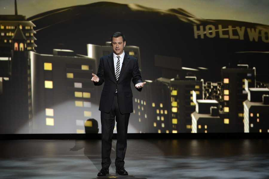 Jimmy Kimmel, star of Jimmy Kimmel Live, hosted the announcement.Here's a look at ABC's fall primetime schedule...