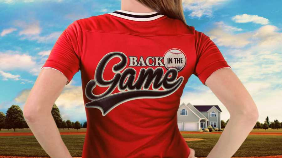 """BACK IN THE GAME""Terry Gannon Jr. (Maggie Lawson) was an All Star softball player until life threw her a few curve balls -- a baby, a lost college scholarship and a loser for a husband. After striking out on her own, Terry and her son, Danny (Griffin Gluck), move in with her estranged father, Terry Sr., aka ""The Cannon"" (James Caan). The Cannon is an opinionated, beer-guzzling, ex-athlete who never quite made the cut either as a single father or professional baseball player. As hard as Terry tries to keep Danny away from the sports-driven lifestyle of her youth, Tommy wants to play Little League. His stunning lack of baseball skills (he doesn't even know which hand the mitt goes on) makes him the laughing stock of the baseball field and of his grandfather's living room. When Danny and a group of other athletically-challenged hopefuls fail to make the team, Danny's disappointment forces Terry to face her past. So when a wealthy neighbor volunteers to finance a team for the rejected kids, Terry reluctantly offers to coach the team of misfits."