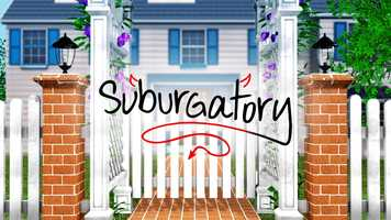 """SUBURGATORY"" (Season 3)Single father George only wants the best for his 16-year-old daughter, Tessa. So when he finds a box of condoms on her nightstand, he moves them both out of their apartment in New York City to a house in the suburbs. But all Tessa sees is the horror of over-manicured lawns and plastic Franken-moms. Being in the 'burbs can be hell, but it also may just bring Tessa and George closer than they've ever been. Tessa (Jane Levy) and George (Jeremy Sisto) have been on their own ever since Tessa's mom pulled a ""Kramer vs. Kramer"" before Tessa was even potty trained. So far George has done a pretty good job of raising Tessa without a maternal figure in their lives, but suddenly he's feeling a little out of his league. So it's goodbye New York City and hello suburbs."