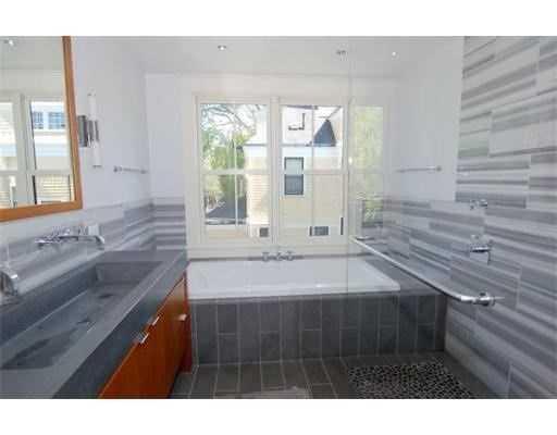 The home has four baths and one half-bath