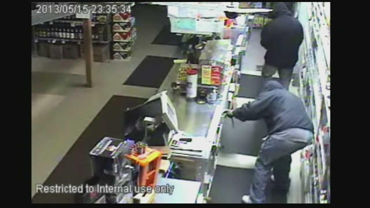 Cigarettes stolen from Pelham store