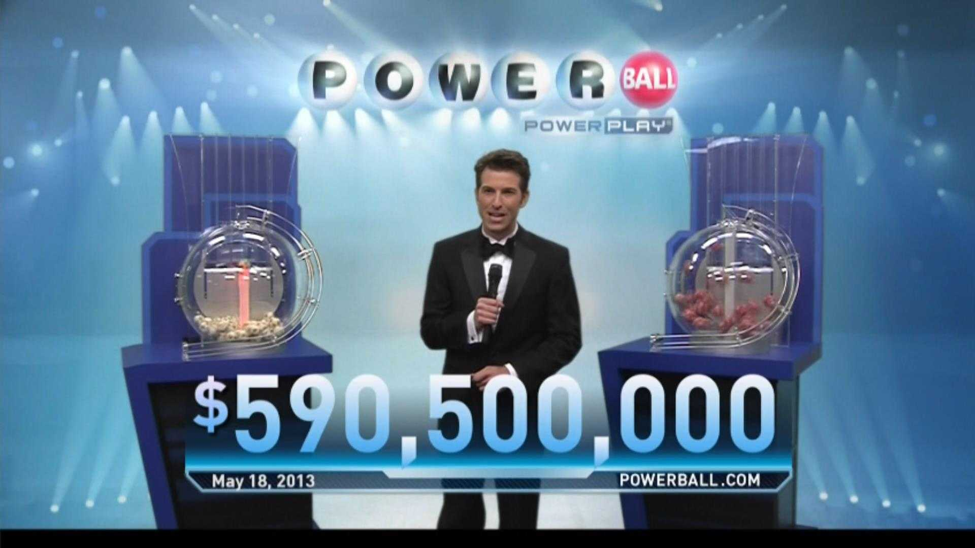 Powerball screencap