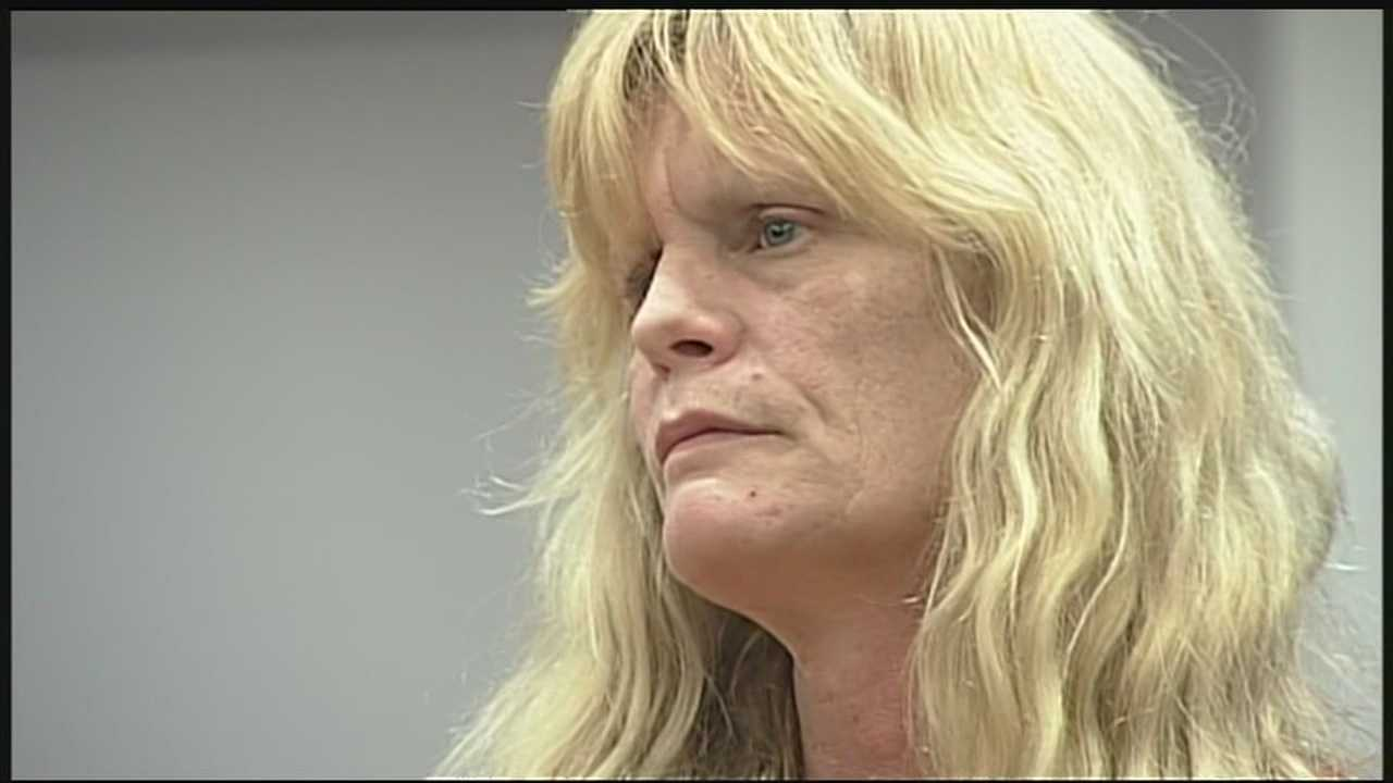 Woman accused of stabbing, beating man
