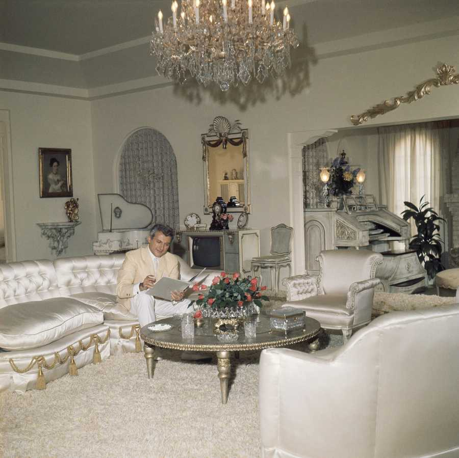 Liberace's natural talent became evident when he learned to play the piano, by ear, at the age of four.