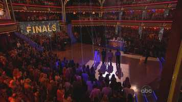 The fourth-place couple will be eliminated within the first hour of the results show Tuesday.