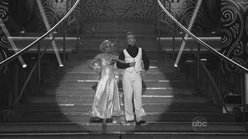 Kellie Pickler: The country music star performed the quickstep for her first dance, with guidance from Goodman in practice.