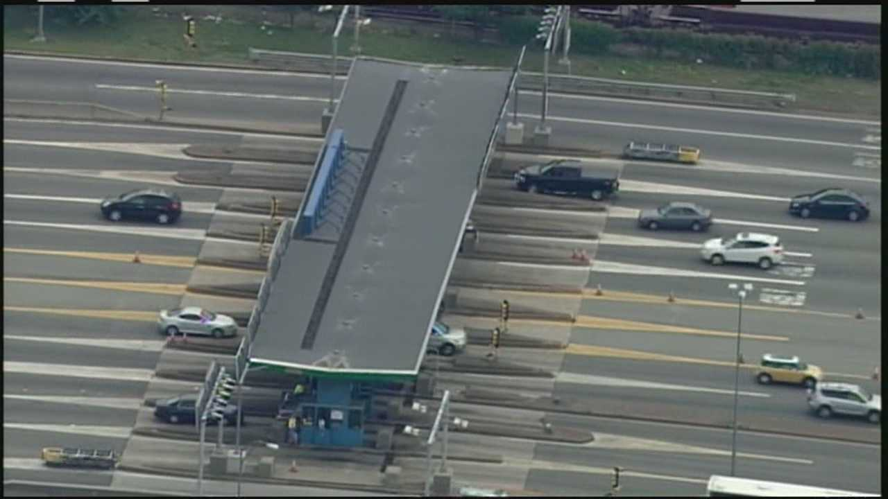 If you travel over the Tobin Bridge, there are some changes in store.