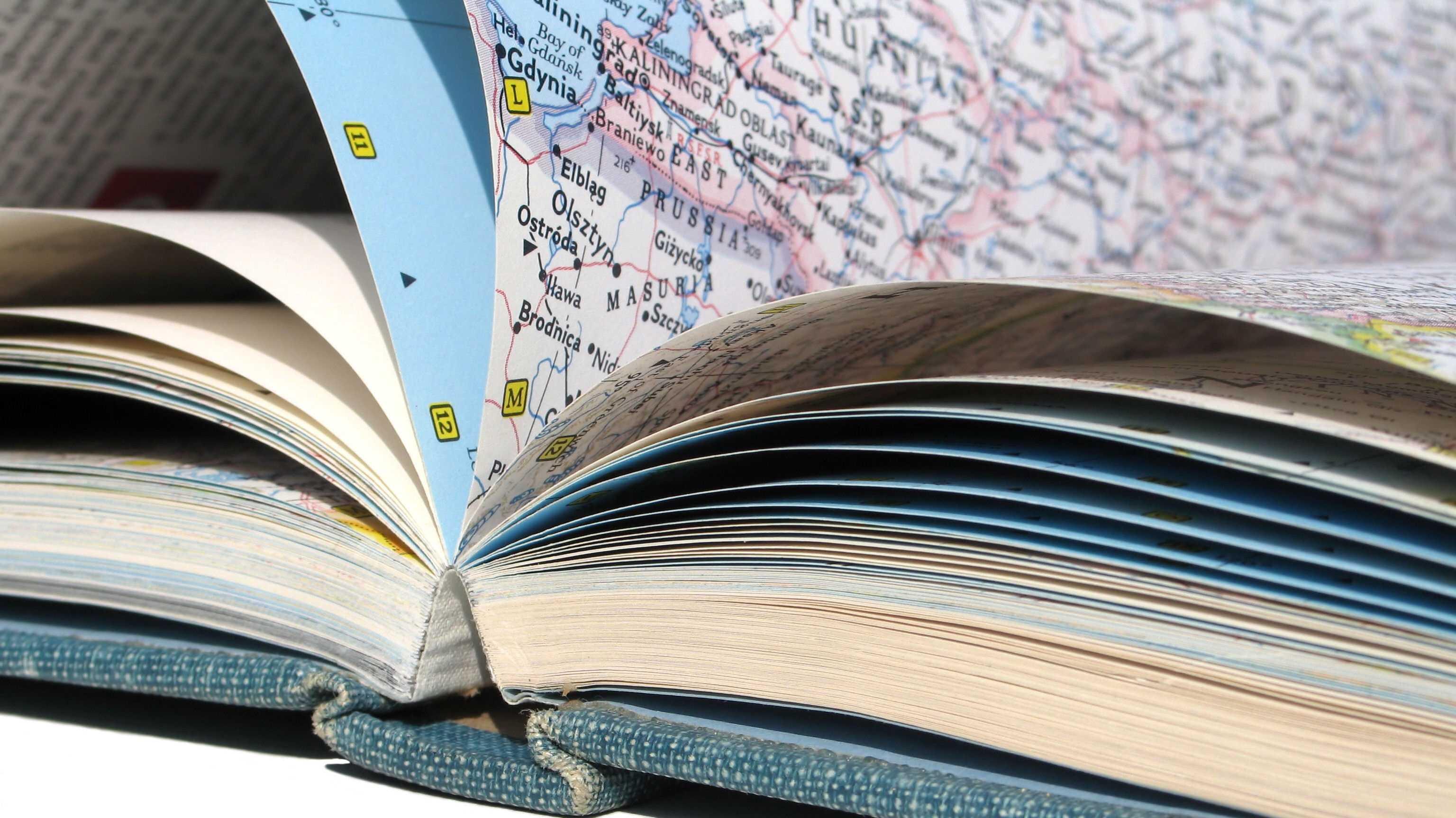 World Atlas Geography 052213