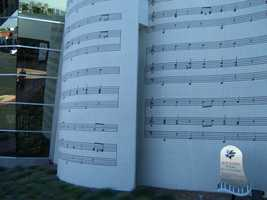 Funds from the admissions to the non-profit museum go to The Liberace Foundation for the Performing and Creative Arts, which awards music scholarships.