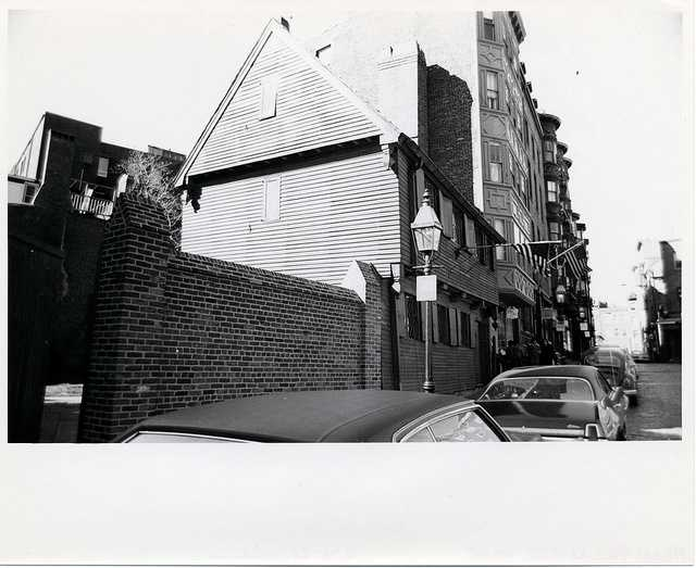 1978: Paul Revere House, North End
