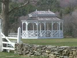 The historic, picturesque town is nestled in the foothills of central Massachusetts.