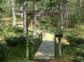 It's the oldest and largest privately owned park on the Cape.
