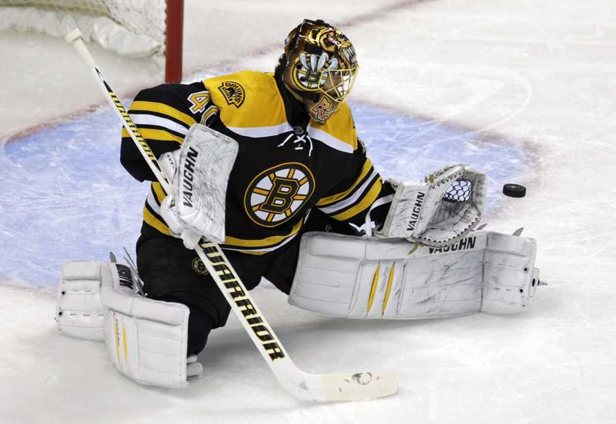 He was the top ranked European goaltender in the 2005 NHL Entry Draft.