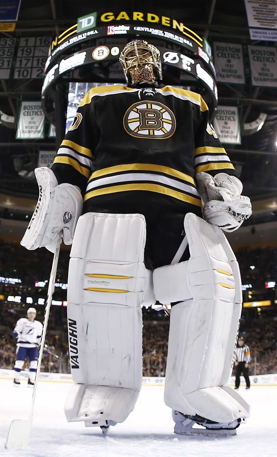 In May 2007, Rask signed a three-year contract with the Bruins. In July 2013, he signed an eight-year contract with the team.