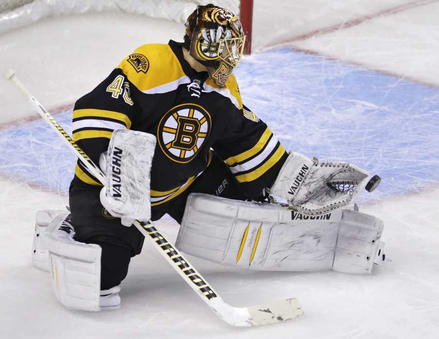 In the 2009-10 regular season, Rask was the only goalie with a goals against average less than 2.00 and the only goalie with a save percentage over .930.