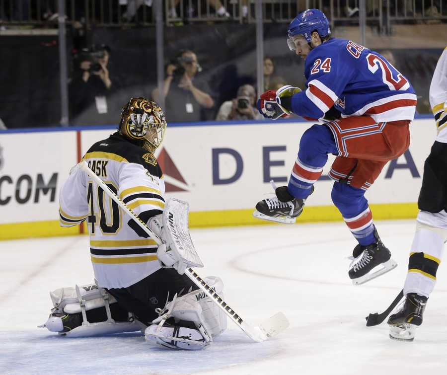 Rask has a girlfriend who is from Finland and now lived in Boston, according to the Boston Globe.