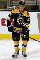 Torey Krug is a defenseman for the Boston Bruins.