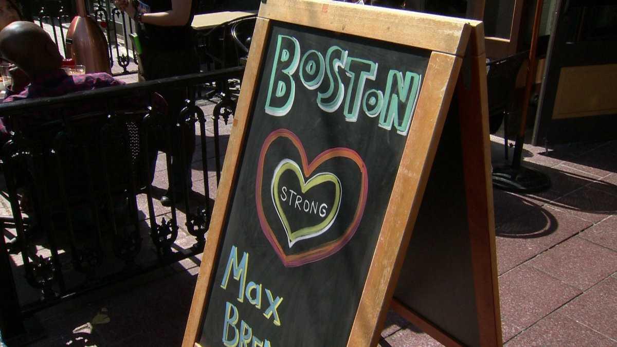 Boston strong restaurant board