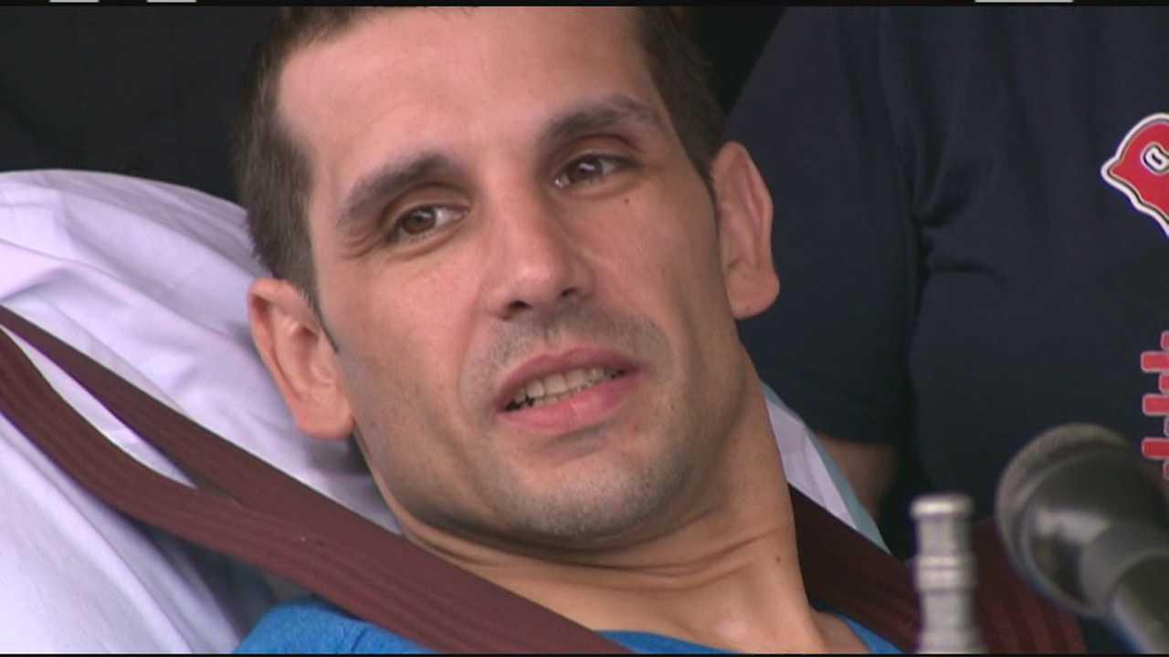 Marathon bombing survivor released from hospital