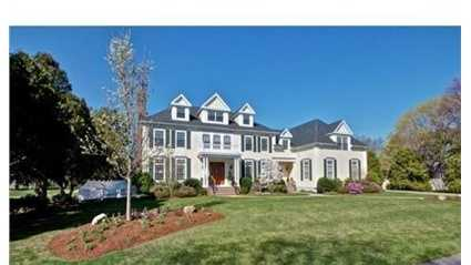 24 Hathaway Road is on the market in Lexington for $2.7 million.