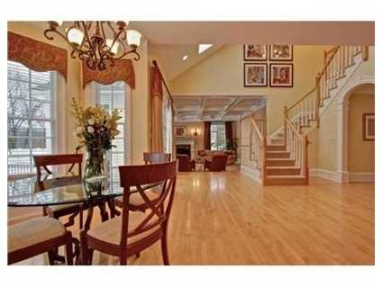 The home has more than 8,000 square feet of living space.