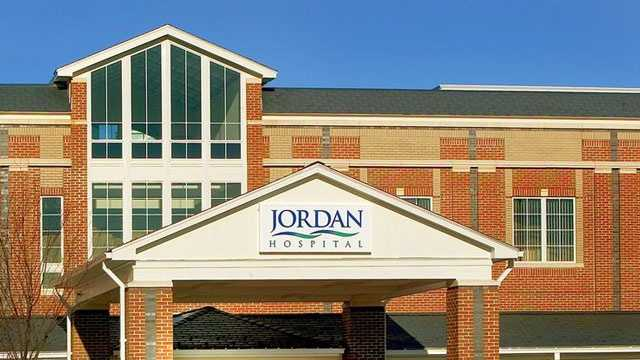 File photo of Jordan Hospital in Plymouth