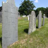 Visitors to Franklin can get a real sense of towns history with a walk through the Union Street Cemetery, where many of the town's first residents and most influential are buried.