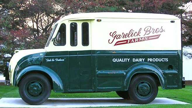 Got milk? Franklin does. Israel and Max Garelick founded Garelick Brothers Farms in Franklin in 1931.