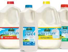 The award winning milk company now employs 1,600 people combined at its facilities.