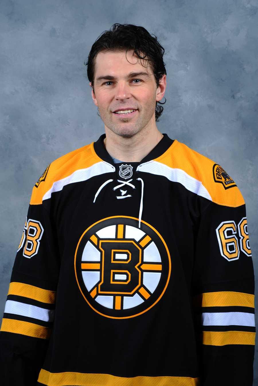 Jaromir Jagr, Boston Bruins