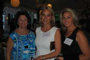 Donna Scott, Melissa Dailey and Wendy Fox