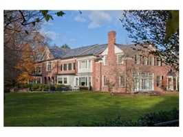 The beautiful estate is listed for sale by Boudreau for $8,950,000.