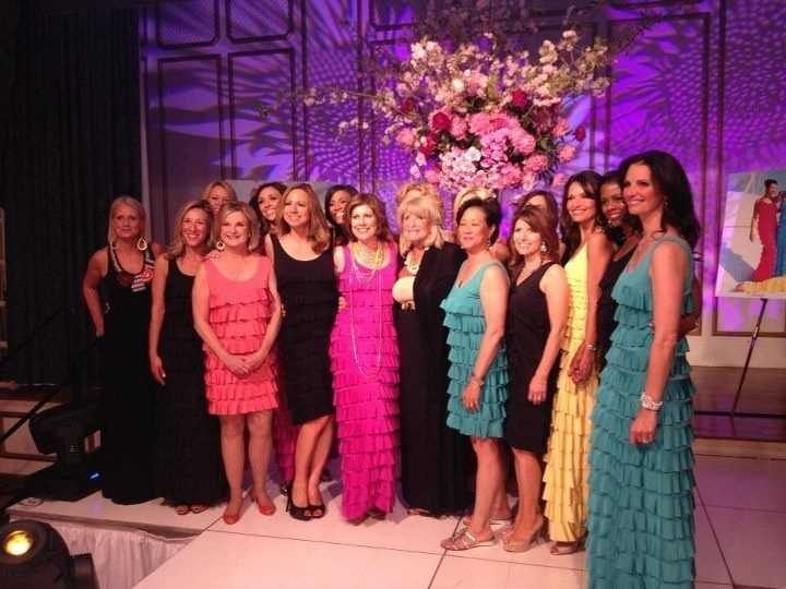 The 7th annual Kelley for Ellie Fashion show was held at the Copley Plaza on Wednesday night.