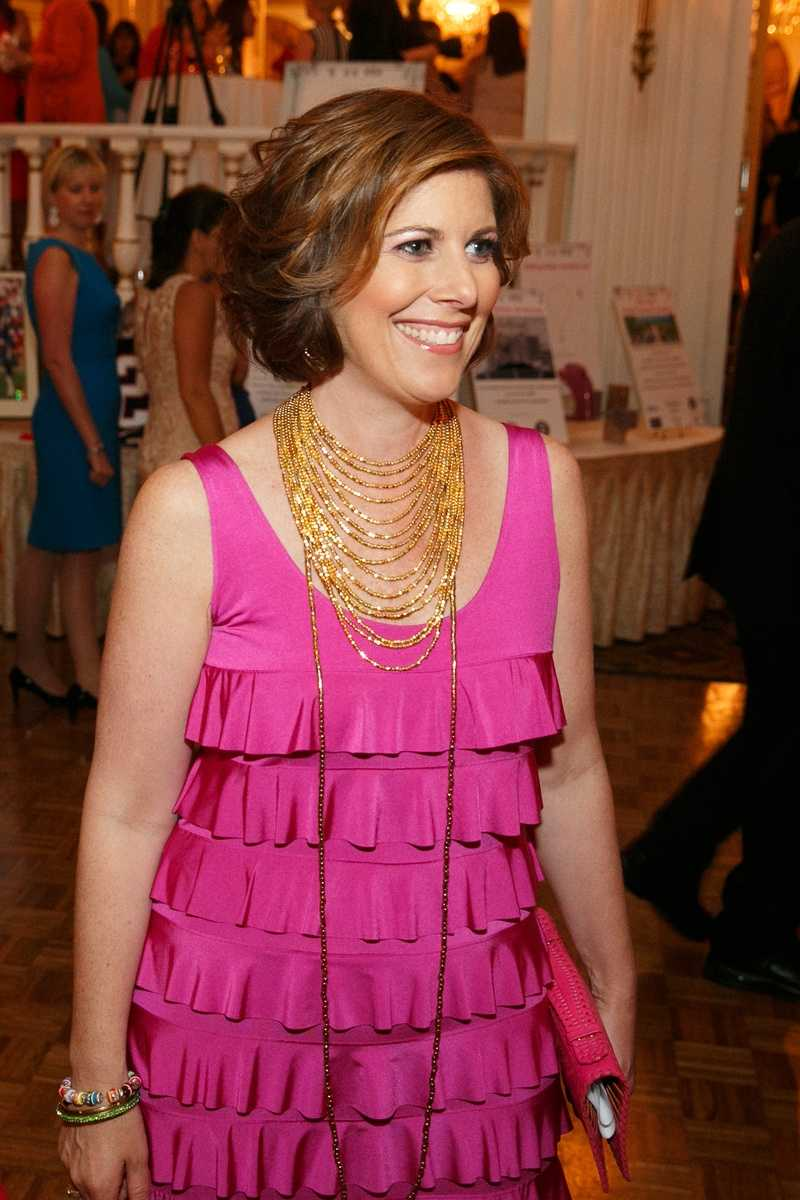 NewsCenter 5 reporter and breast-cancer survivor Kelley Tuthill, for whom the event is named.