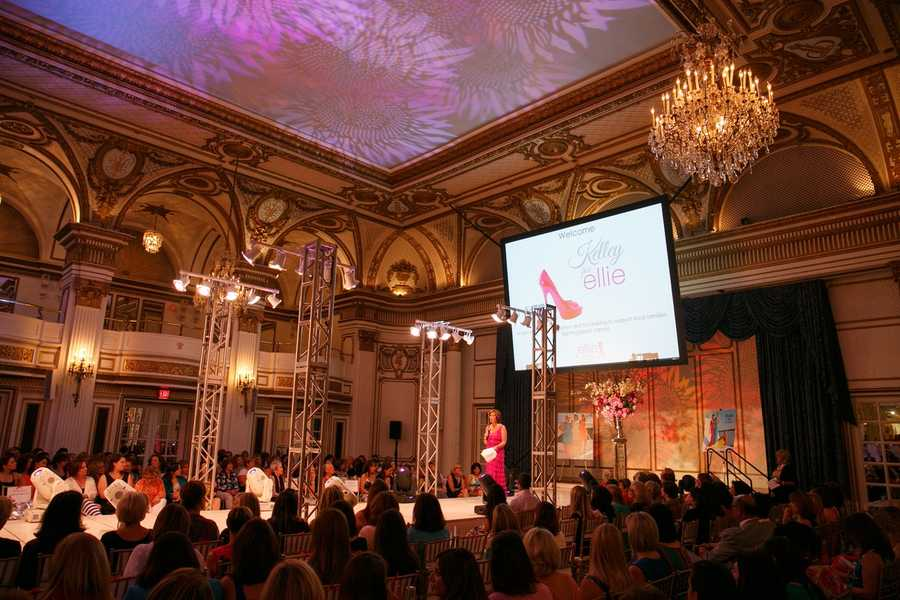 The 7th annual Kelley for Ellie fashion show was held Wednesday night. The event raises money for the Ellie Fund.