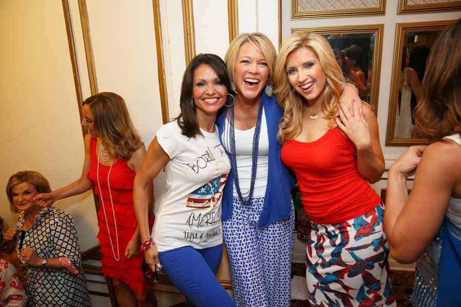 NewsCenter 5 anchors Liz Brunner, Heather Unruh and Bianca de la Garza