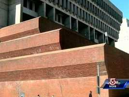 Nate Swain also has designs for other barren Boston buildings.