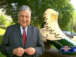 Mayor James Fiorentini says Haverhill is in the midst of a renaissance.