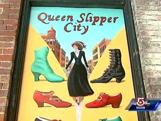 "In 2009, a ""shoe-la-bration"" celebrated the city's 180 years of shoe-making."