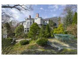 600 Beacon St. is on the market in Newton for $2.49 million.