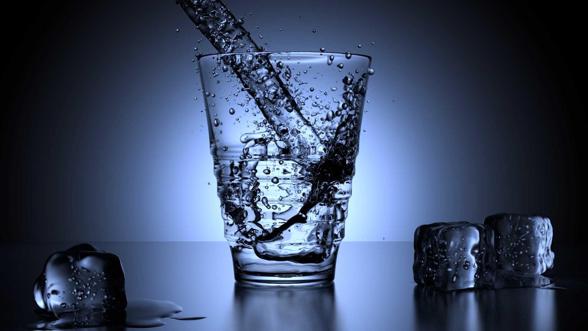 Water Glass Photo 061013