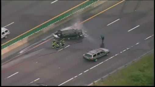 Brockton crash