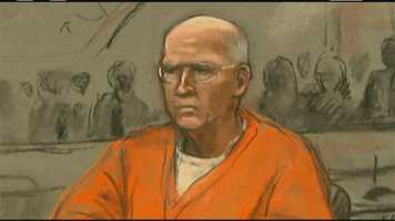 """Here are some of the problems cited by potential jurors who were then excused from sitting on the trial of reputed gangster James """"Whitey"""" Bulger."""