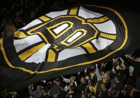 Now, as they get closer to a championship, the Bruins are hoping that a Stanley Cup victory can contribute to the healing that has already brought the city a long way back after the attacks on its signature sporting event.