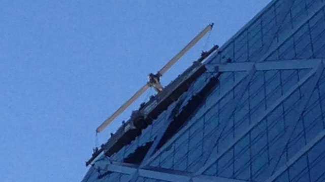 Hearst window washers